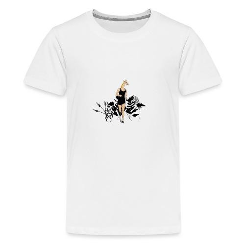 Girafe - T-shirt Premium Ado