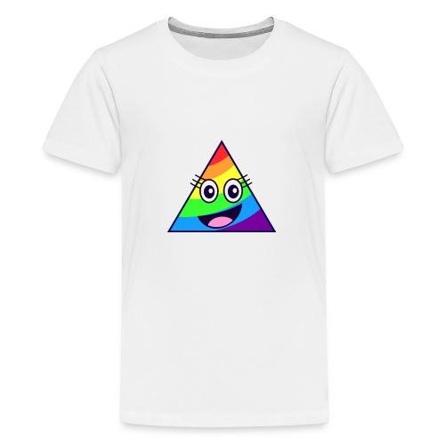 PRISM bear - Koszulka młodzieżowa Premium