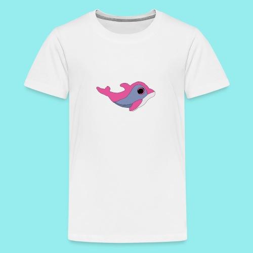 Dauphin - T-shirt Premium Ado