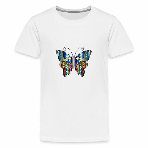 butterfly - Koszulka młodzieżowa Premium