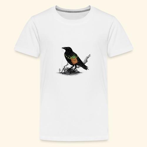 Clean The World - Teenager Premium T-Shirt