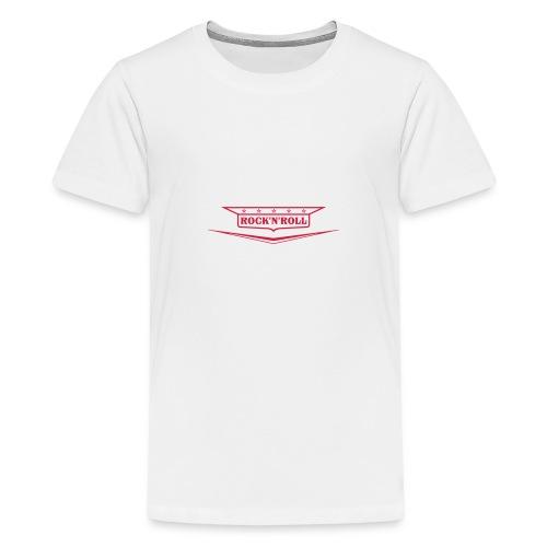 Rock'n'Roll-Shirt - Teenager Premium T-Shirt
