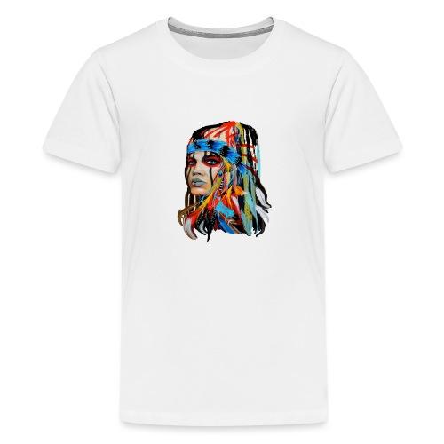 Pióra i pióropusze - Koszulka młodzieżowa Premium