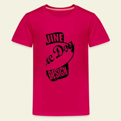 raredog fuelwear - Teenager premium T-shirt