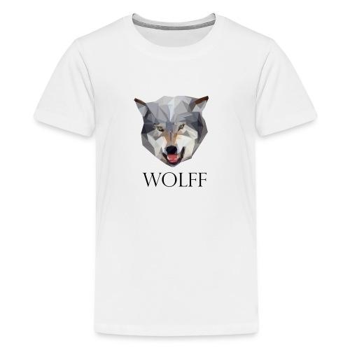 Wolff tshirt Ladies - Teenager Premium T-shirt