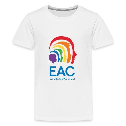 EAC Les Enfants d'Arc en Ciel, l'asso ! - T-shirt Premium Ado