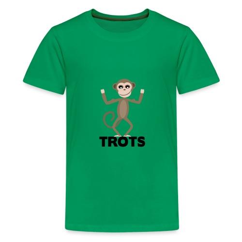 apetrots aapje wat trots is - Teenager Premium T-shirt