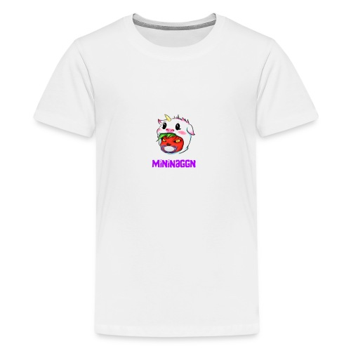 Mininaggn - Teenager Premium T-Shirt