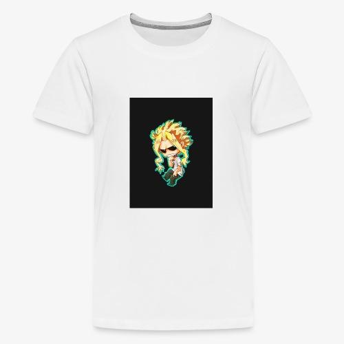 Mug All Might - T-shirt Premium Ado
