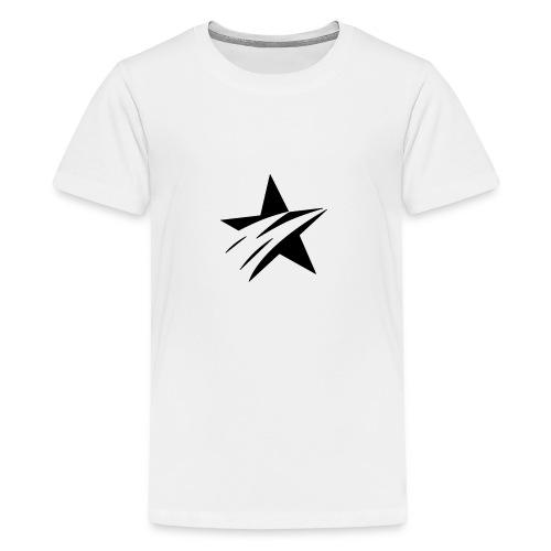 Martin's Team Shirt - Teenage Premium T-Shirt