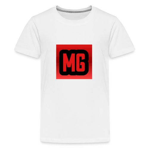 9CF6EC79 65CC 4592 A6D0 9AB114386063 - Teenage Premium T-Shirt