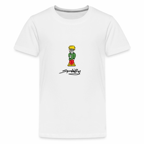 spliffy2 - Teenage Premium T-Shirt