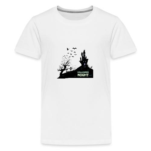 HALLOWEEN NIGHT - Teenager Premium T-Shirt