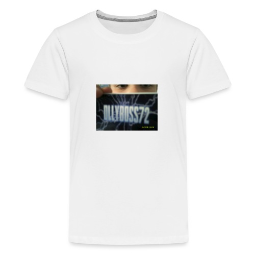 ollyboss72 mug - Teenage Premium T-Shirt