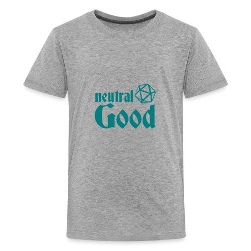 neutral good - Teenage Premium T-Shirt