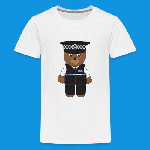 PC Bear - Teenage Premium T-Shirt