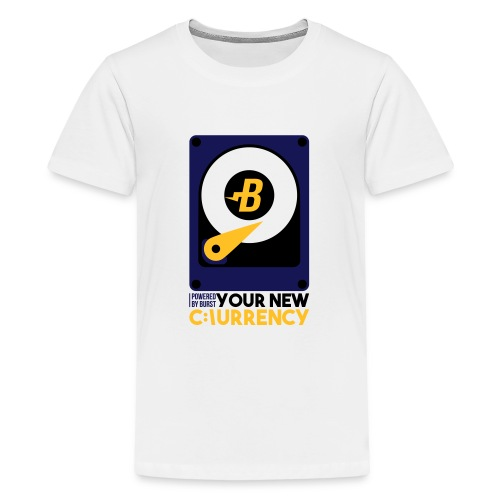 burst - Koszulka młodzieżowa Premium