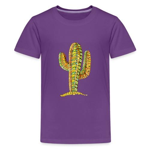 Le cactus - T-shirt Premium Ado