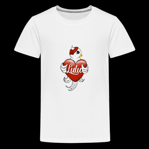 Bird - T-shirt Premium Ado