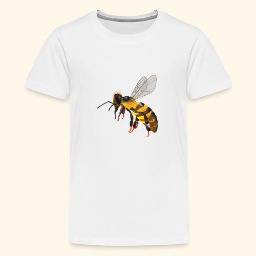 Honigbiene - Teenager Premium T-Shirt