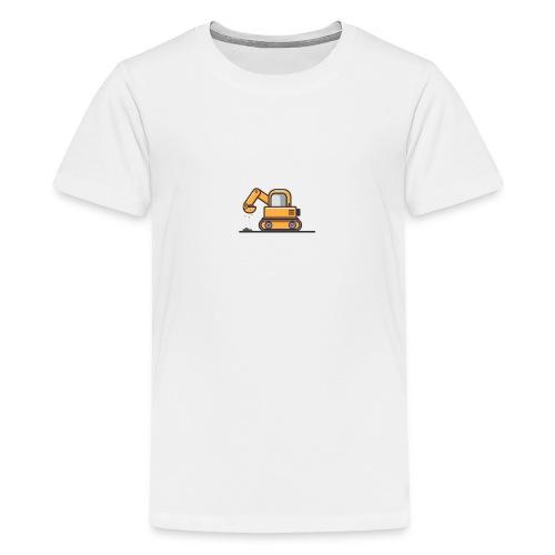 Bagger - Teenager Premium T-Shirt