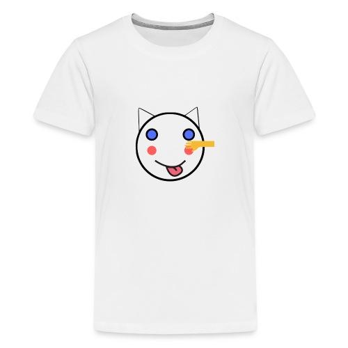 Alf Cat With Friend | Alf Da Cat - Teenage Premium T-Shirt