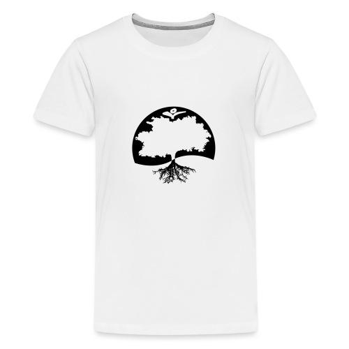 Naturals Logo Grafik - Teenager Premium T-Shirt