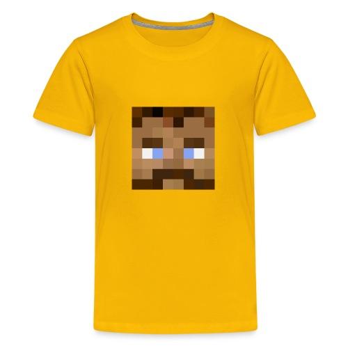 AddexioFjes png - Premium T-skjorte for tenåringer