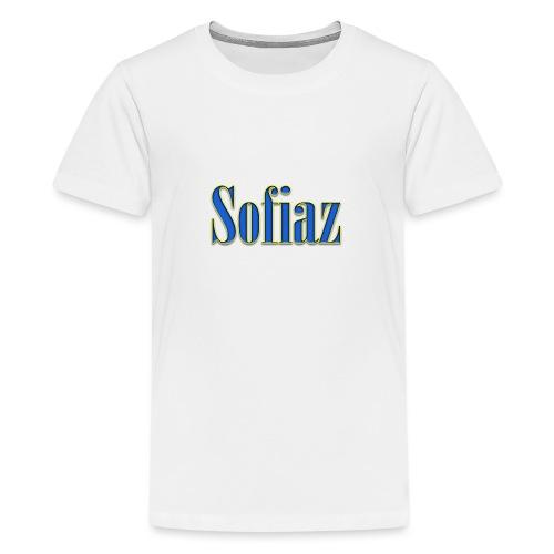Sofiaz - Premium-T-shirt tonåring