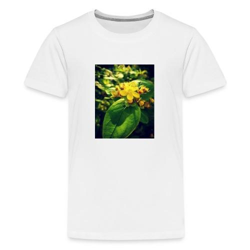 Fleur - T-shirt Premium Ado