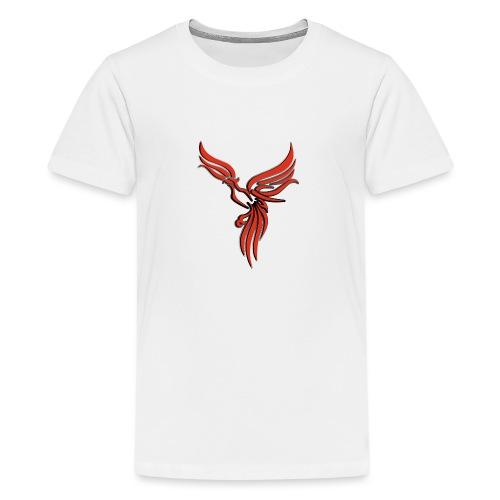 Ave Mtica - Camiseta premium adolescente