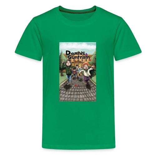 DuG-Band1-Kurztitel - Teenager Premium T-Shirt