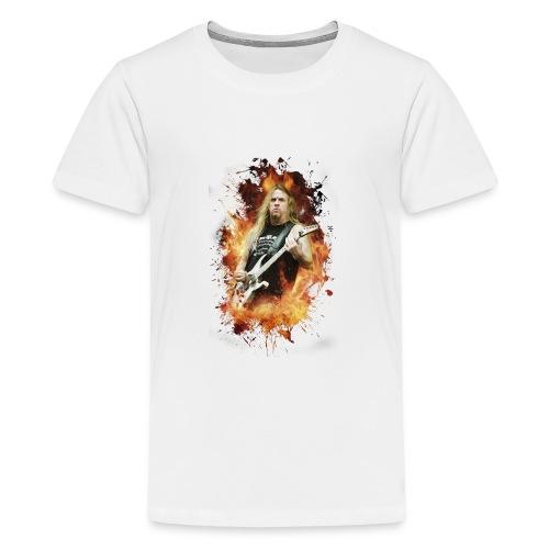 Angel of death - Camiseta premium adolescente