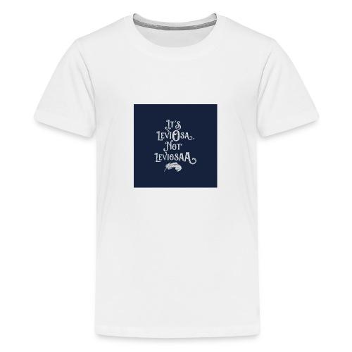 Wtf HP - Premium T-skjorte for tenåringer