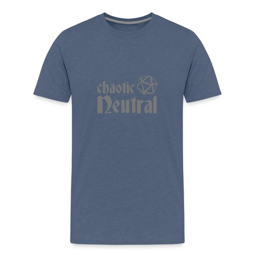 chaotic neutral - Teenage Premium T-Shirt