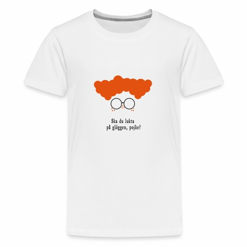 Karl-Bertil Jonsson - Premium-T-shirt tonåring