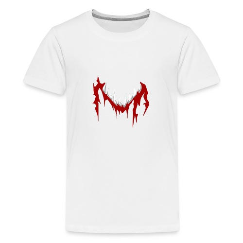 Demon Finn Balor Baby Grow - Teenage Premium T-Shirt