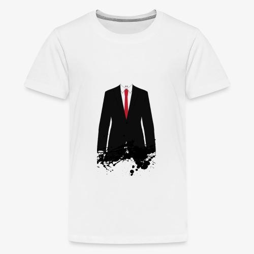 The Hitman - Black Stain - Teenage Premium T-Shirt