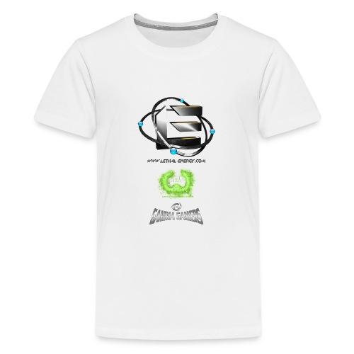 back2 - Teenage Premium T-Shirt