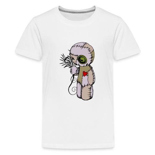 voodoo doll - T-shirt Premium Ado