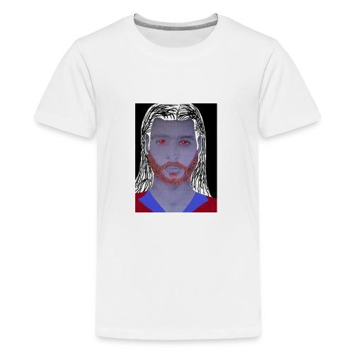 Mono - Camiseta premium adolescente
