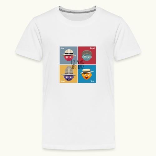 Les Pawn Brothers - T-shirt Premium Ado