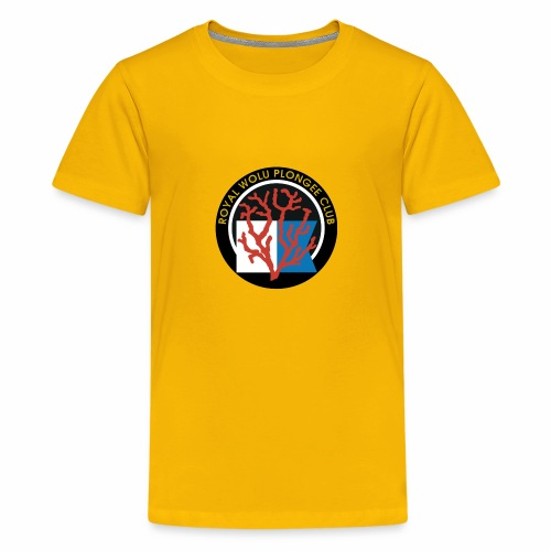 Royal Wolu Plongée Club - T-shirt Premium Ado