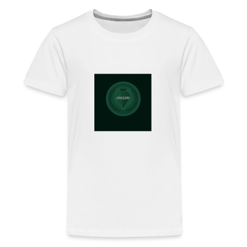 SavgeGramLDN - Teenage Premium T-Shirt