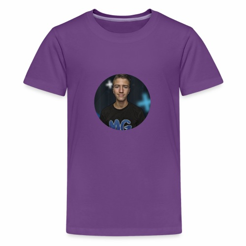 Design blala - Teenager Premium T-shirt