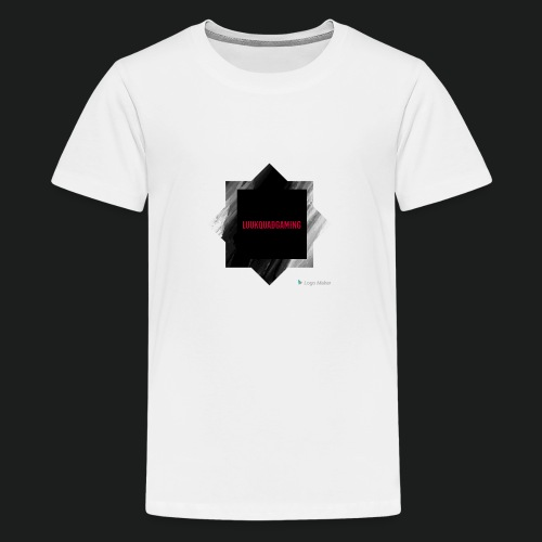 New logo t shirt - Teenager Premium T-shirt