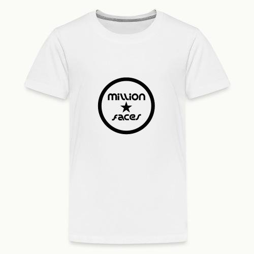 xxmillionfacesxx - Teenager Premium T-Shirt