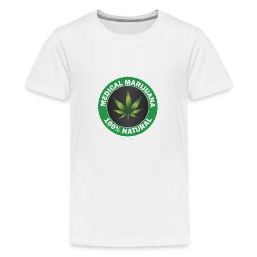 Medizin Marijuhana - Teenager Premium T-Shirt