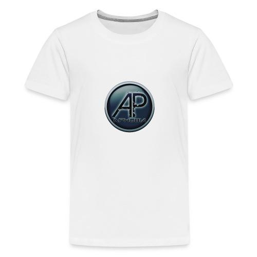 Logo Aphobia 3 - Teenager Premium T-shirt