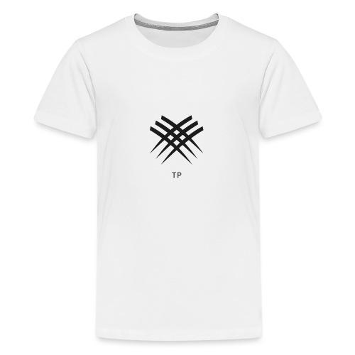 TP - Premium-T-shirt tonåring